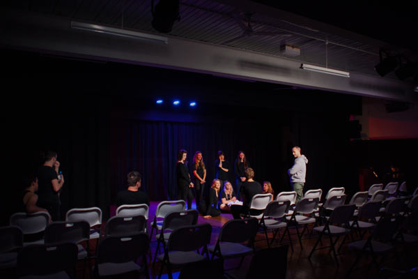 APO Arts academy theatre
