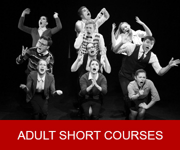 Adult Short Courses in Musical Theatre and Dance