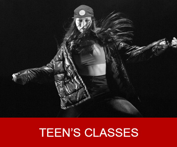 Teen's Classes in dance and music
