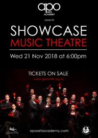 Musical theatre show case