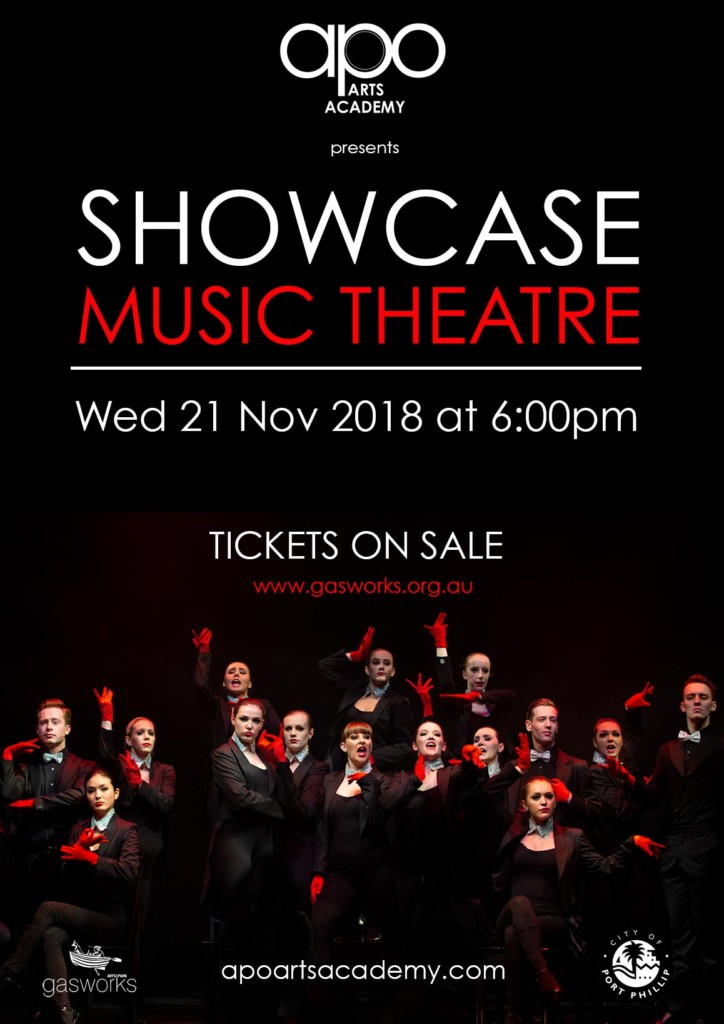 Musical theatre show case