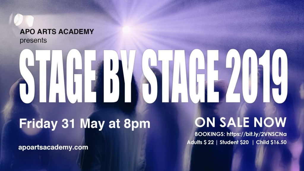 Stage By Stage Show 2019