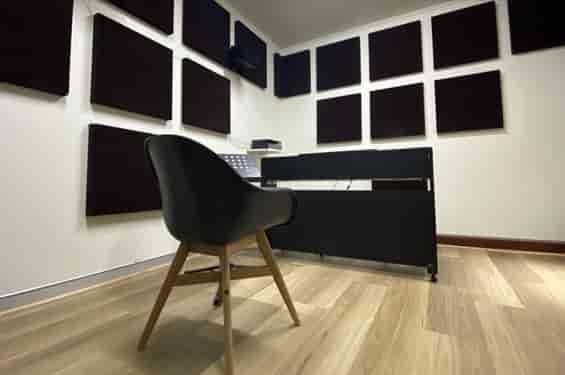 Apo Arts Academy vocal Rooms